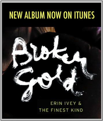 Broken Gold now on iTunes
